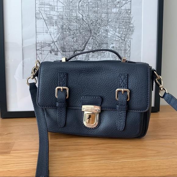 Kate Spade Leather Messenger Bag